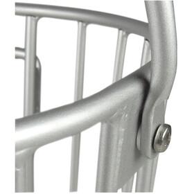 KlickFix Alumino Cykelkurv, silver